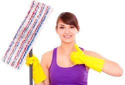 cleaning firm nw1